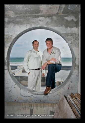 Steve Ellis and John Ferrari